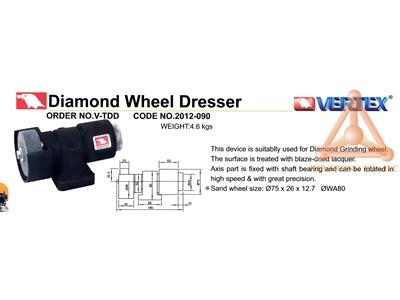 Chi tiết máy mài dùng đá kim cương mã V-TDD hãng V