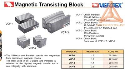 Chi tiết khối truyền từ tính hãng Vertex
