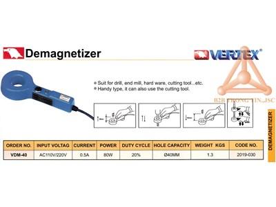 Chi tiết thiết bị khử từ dạng vòng hãng Vertex