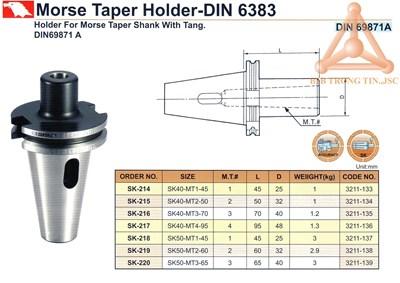 Chi tiết ống nối SK-MT (DIN)