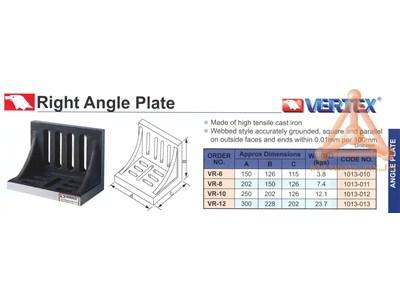Chi tiết Tấm góc vuông phải hãng Vertex