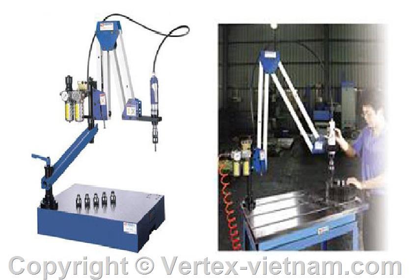 Máy ta rô sử dụng khí nén VAT